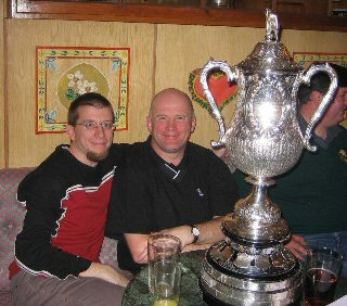 I'Anson Trophy: Winning curling team 2005